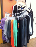 Wear Me Out partnerds with select gyms and fitness facilites to bring you your favorite workout and casual wear direct.